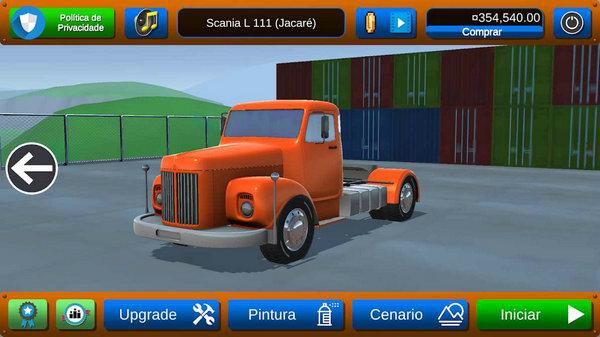 卡车爬坡比赛游戏下载