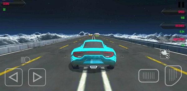 公路之王交通赛车游戏