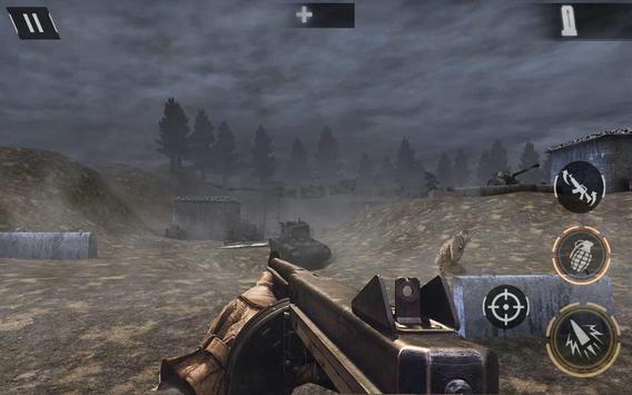 第二次世界大战的呼唤战场免费版