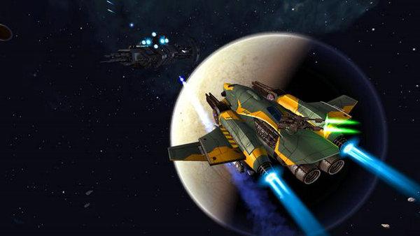 太空指挥官战争与贸易游戏
