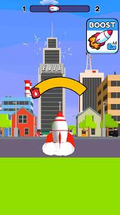 正义小火箭游戏