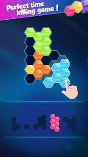 方块六角拼图游戏