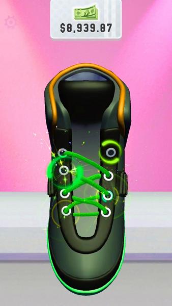 球鞋艺术游戏