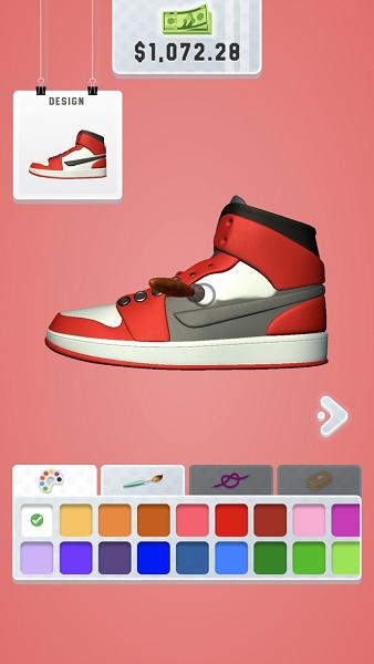 球鞋艺术游戏下载
