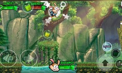 奔跑的兔子游戏
