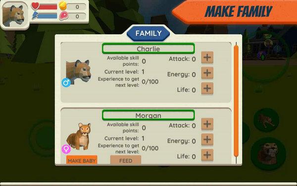 美洲狮模拟器游戏下载