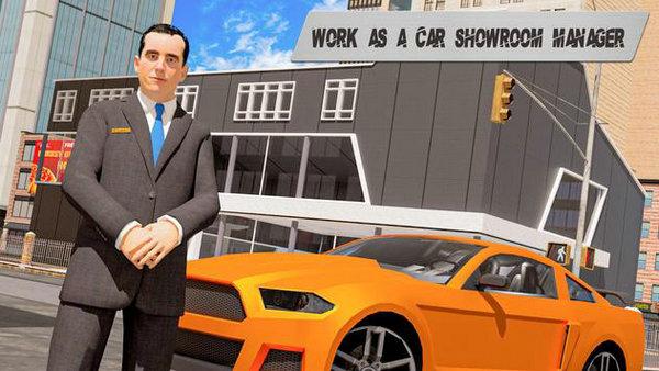 汽车经销商工作模拟器破解版