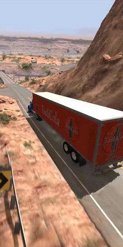 卡车司机模拟