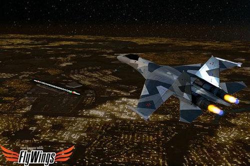 纽约模拟飞行之夜无限金币版