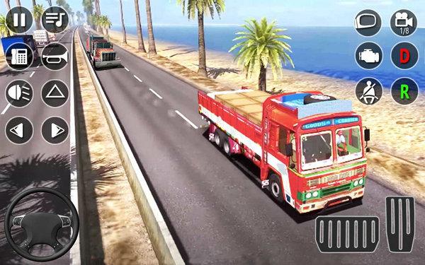 大卡车驾驶模拟器2020破解版