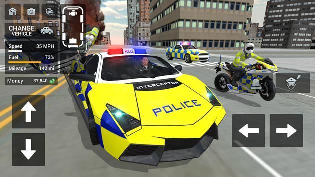 警察驾驶模拟无限金币最新版