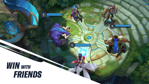 League of Legends Wild Rift apk