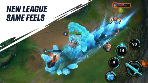 League of Legends Wild Rift iOS版