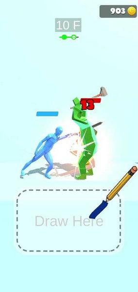 军刀对决游戏无限金币版