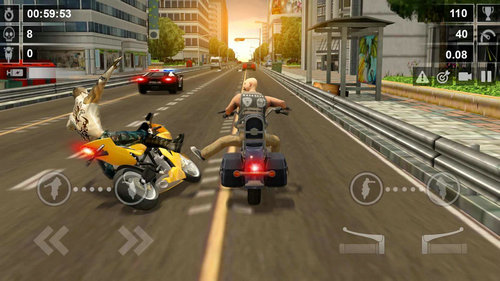 暴力摩托3D下载