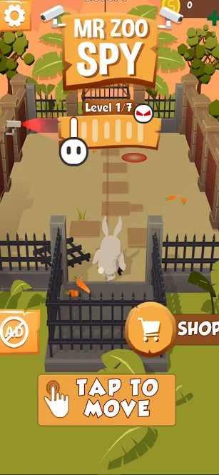 先生代理间谍兔:卧底特勤局(魔玩单机)