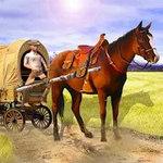 村庄马车运输模拟器3D无限金币版