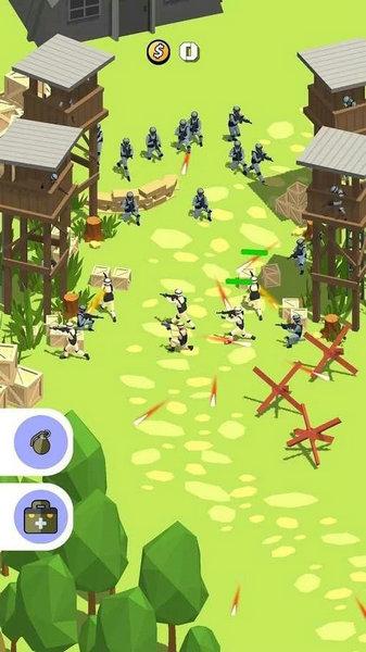 陆战射击3D游戏下载