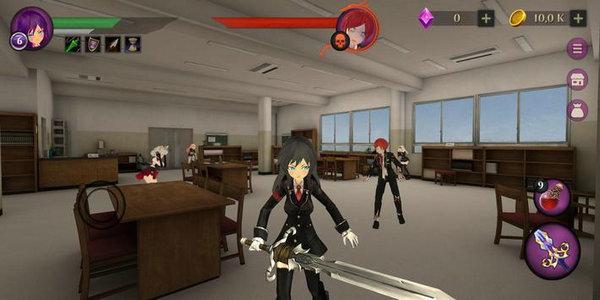 女子高中生僵尸模拟器游戏下载