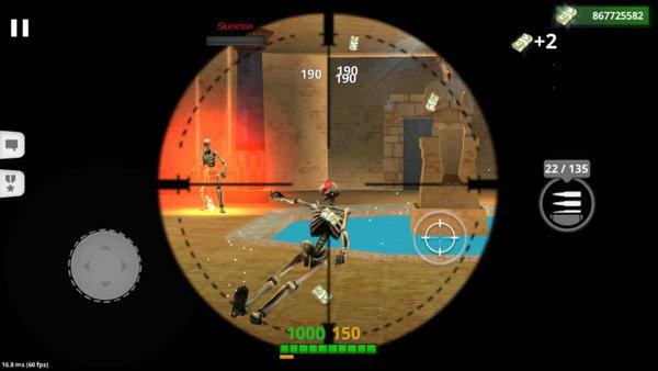 在线攻击多人射击游戏安卓版