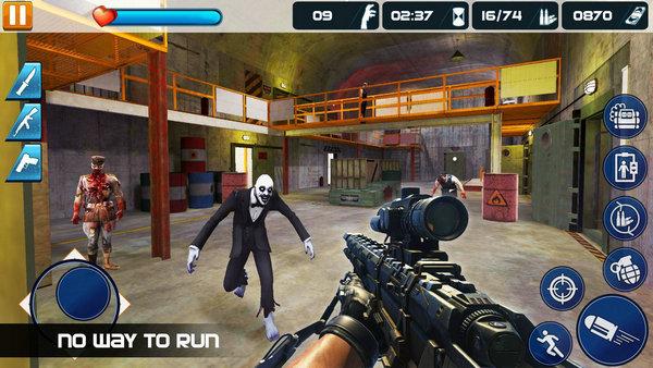 真实僵尸猎人2游戏下载