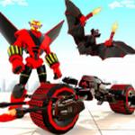 飞行超级机器人英雄最新版