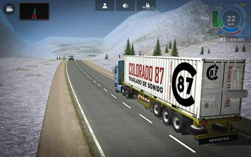 大卡车模拟器2下载