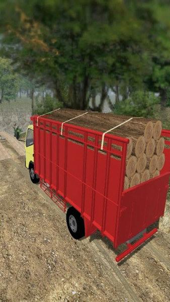 送货卡车模拟器游戏下载