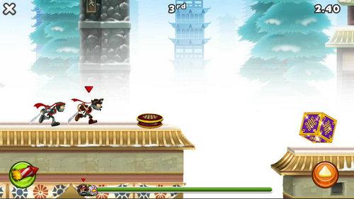 忍者比赛下载