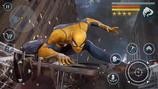 超级蜘蛛绳游戏下载