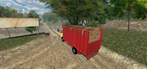 ES卡车模拟器无限金币版