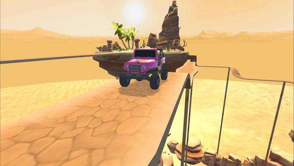 汽车攀爬4x4游戏下载