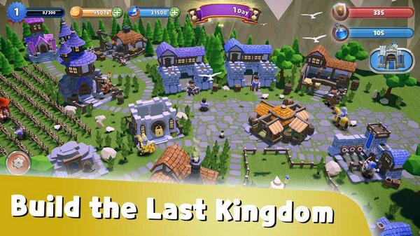 最后一个王国防御破解版下载