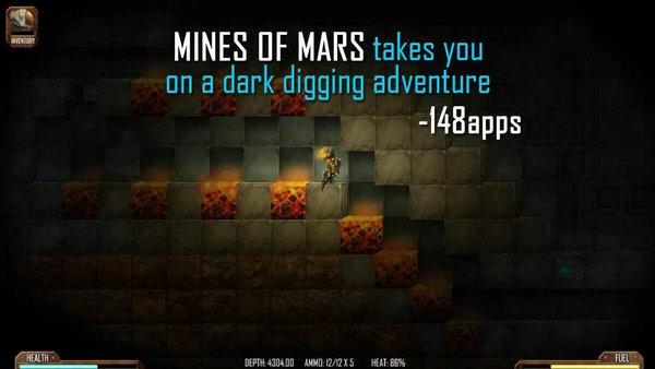 火星矿山安卓汉化版