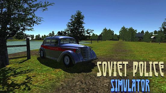 苏联警车模拟器汉化版