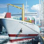 货船工程起重机完整版