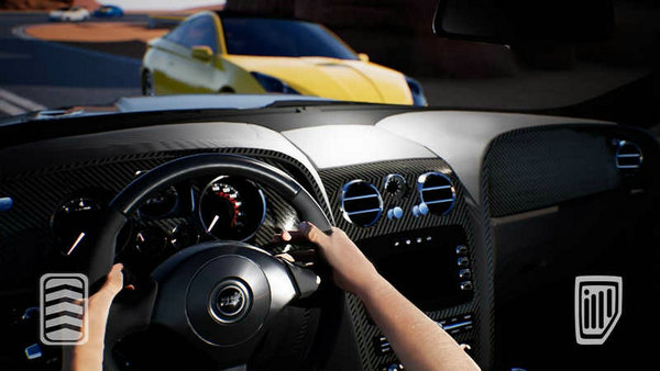 真实驾驶终极汽车模拟器最新版