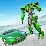 大型机器人汽车犯罪战斗模拟器安卓版