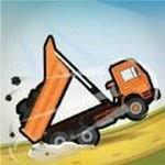 超载大卡车司机游戏
