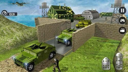 全球士兵模拟