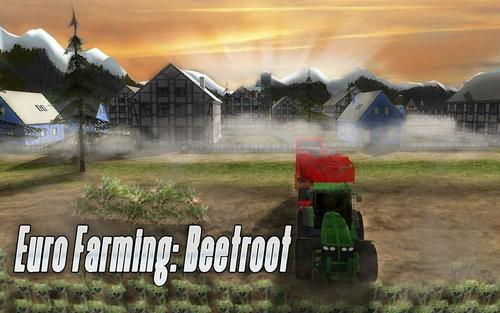 欧洲农场模拟器