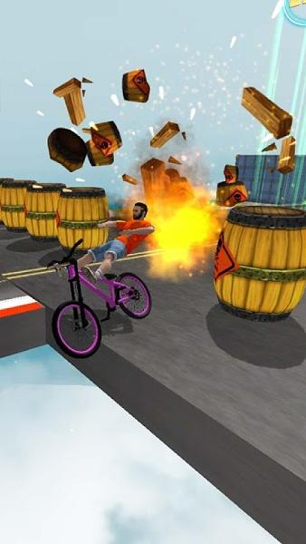 自行车特技赛破解版下载