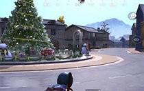 和平精英圣诞树位置2020 和平精英2020冰雪圣诞树位置分享
