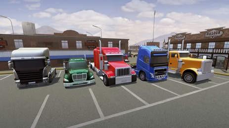 美洲卡车模拟游戏下载