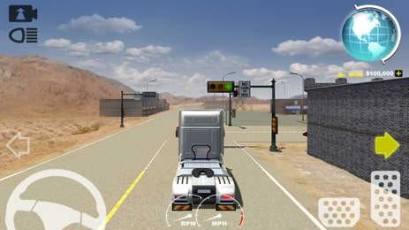 美洲卡车模拟手机版