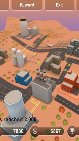 模拟城市天际线破解版下载