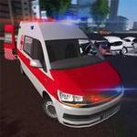 紧急救护车模拟器汉化版