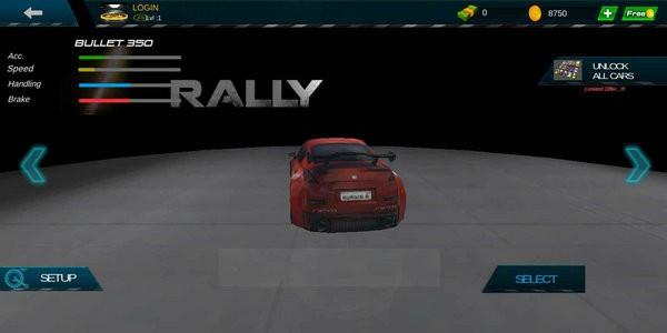 超级赛车3D游戏下载