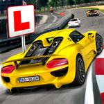 赛车驾驶执照考试游戏