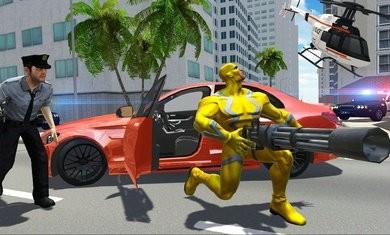英雄犯罪模拟